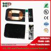 Qi-Standardtelefon, das drahtlose aufladenbaugruppe gedruckte Schaltkarte auflädt