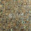Mosaico de cristal nacarado del shell especial del tinte