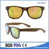 2017 nuevas gafas de sol unisex del color de Demi del marco de la PC de las lentes de la manera