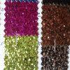 Sapatas de Ldays pela tela de couro Hw-543 do plutônio do Glitter