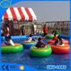 Barco abundante motorizado elétrico do miúdo inflável com câmara de ar inflável