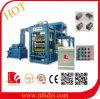 Automatische konkrete Straßenbetoniermaschine-Block-Maschinerie-/Kleber-Ziegelstein-Maschinerie