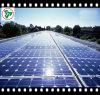 Vidrio de energía solar del hierro inferior para el edificio