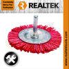 Escova da roda abrasiva