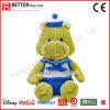 EN71 Los animales de peluche del hipopótamo por los niños del bebé