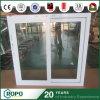 Normes australiennes Énergie au PVC Éclairage Double glacé Fenêtres coulissantes