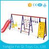 Eindeutige Kindertagesstätte-Innenschwingen-Stuhl für Kind-im Freienspielplatz