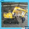 熱い販売のクローラー掘削機の田舎機械モデル90の小さい場所