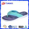 Flip-flop casuali comodi della spiaggia della signora EVA con la spugna di memoria (TNK20190)