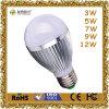 5W LED Bulb Light Withaluminum