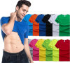 도매 보통은 남자를 위한 적당한 t-셔츠를 말린다