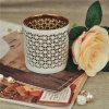 Innere galvanisierte keramische Tee-Leuchte-Kerze-Halterung