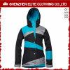 Veste de ski à manches détachables pour femmes