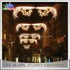 Geschäftsstraße-Licht-Motiv-Stern-Straßenlaternefür Verkauf