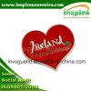 Pin atrativo de Ireland Heart Shape para Collections
