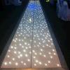 白いLEDのStarlitダンス・フロアの白色電球LEDのパネルのタイル
