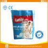 O plástico macio arfa tecidos das calças do treinamento do bebê do tecido do bebê