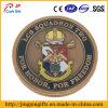 Pièce de monnaie molle 2 de souvenir d'émail en métal fait sur commande de logo