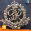 Badge Qualitäts-antikes Goldende-Metallbritische Militärpolizei