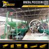 Recuperación mojada del oro del molino de la cacerola de la maquinaria de la amoladora de la minería aurífera de la roca