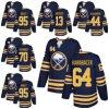 Buffalo Sabres Justin Bailey Nicholas Baptiste é adotada por Deslauriers camisolas de hóquei personalizada