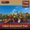Patio al aire libre clásico de los niños con el certificado del Ce (X1510-9)