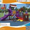 Высокое качество детский открытый пластиковый увеселительный парк оборудования