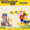 Pädagogisches Spielwaren-Plastikkind-interessante kleine Welt