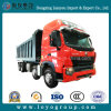 Sinotruk HOWO-A7 420HP 8X4 Camion-benne