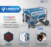 100% медные электрические 8.0kw 380V Двигатель бензиновый генератор