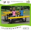 Kaiqi 다채로운 플라스틱 옥외 픽크닉 테이블 (KQ50158H)