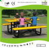 Tabella di picnic esterna di plastica Colourful di Kaiqi (KQ50158H)