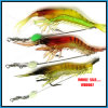 Wh0007 all'ingrosso 6g Popular Shrimp Soft Lure Fishing Tackle