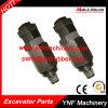 Válvula principal para a máquina escavadora HD700-7