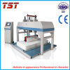 Máquina de teste elevada da compressão do colchão do sistema servo do PLC