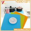FDA het Diner Placemat van de Lijst van het Silicone van de Rang van het Voedsel/Mat