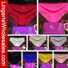 Nueve colores sin fisuras de seda del hielo atractivo de la ropa interior