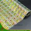 新しいデザイン熱伝達の付着力の水晶樹脂のラインストーンの網(HS17-19)