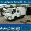 camion de cadre de congélateur de 600p 3tons Isuzu