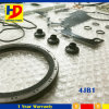De Uitrusting van de Pakking van de Revisie van de Dieselmotor van Isuzu 4jb1 voor het Voertuig van de Techniek