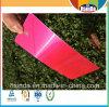 Подгонянное покрытие порошка Rose дешево высокой лоснистой конфеты фабрики красное ясное прозрачное