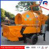 Usine Nouvelle Condition d'alimentation de pompage de béton Mixer