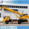 Guindaste de levantamento da camionete do serviço de confiança mini 10 toneladas