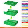 農場およびスーパーマーケットのための折りたたみ折るプラスチック野菜木枠