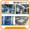 Máquina de fatura de tijolo automática hidráulica do bloco de cimento com Ce