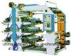 4 couleurs haute vitesse automatique Machine d'impression flexo