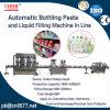 Automatische Bottelende het Vullen van het Deeg Machine voor Yoghurt (gt6t-6G)