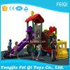 Спортивная площадка оборудования парка атракционов конструкции шаржа напольная для малыша (FQ-18401)