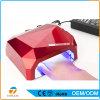 Lâmpada de prego de diamante 36W com tela LCD