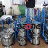 2PCS F51 de la válvula de bola flotante de 300 lb Reducir el diámetro